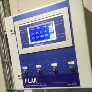 AirLeader - energibesparelser ved trykluft