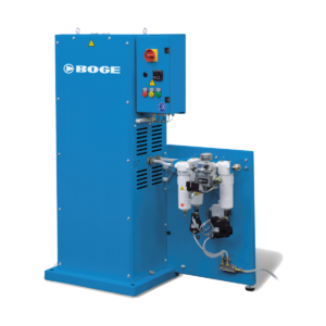 BOGE Bluekat oil-free air