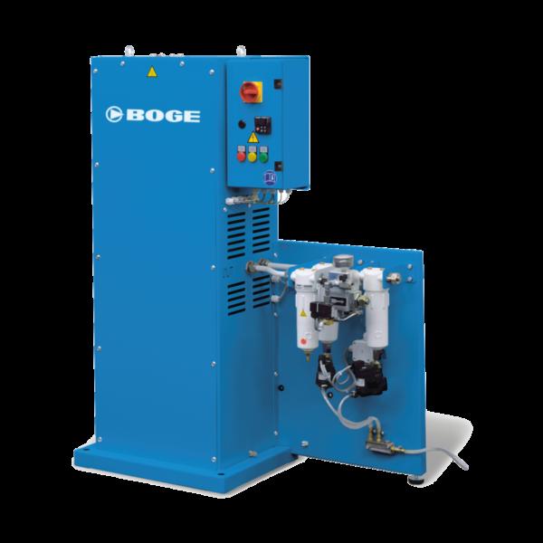 BOGE Bluekat oil-free air